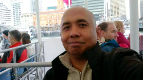 Did Captain Zaharie Ahmad Shah deliberately fly MH370 into the ocean? Picture: 60 Minutes