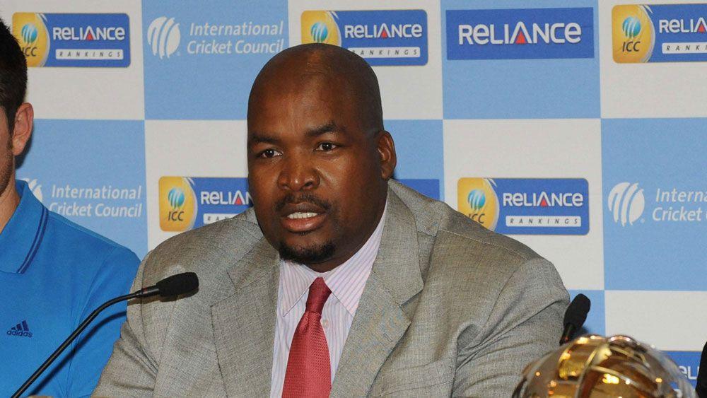 Cricket South Africa president Chris Nenzani.(Getty)