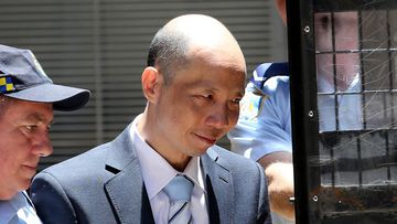 Robert Xie is accused of the murder of five family members.