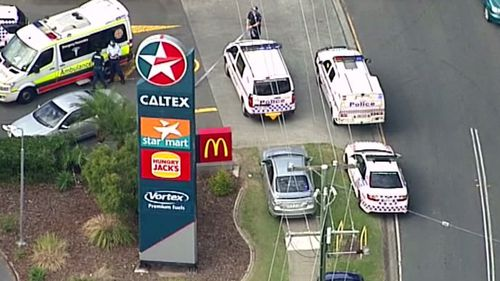 Police and ambulance were called to the scene at 9.15am. (9NEWS)