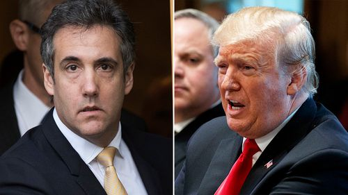 """Donald Trump's former lawyer Michael Cohen is postponing his public testimony citing """"threats"""" against his family."""