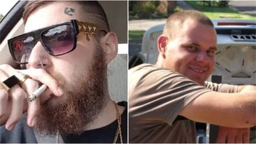 A drug addict who stabbed an innocent father to death in a random road rage attack at an Adelaide intersection has been given the minimum 20-year jail sentence.