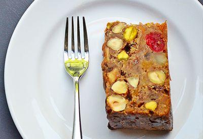 English fruit cake