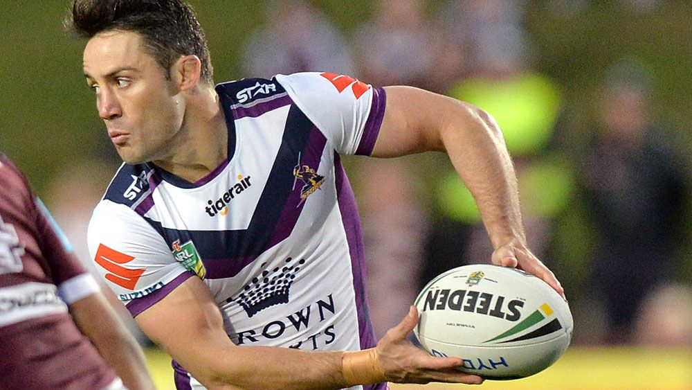 Cronk, Smith keen to keep Storming on