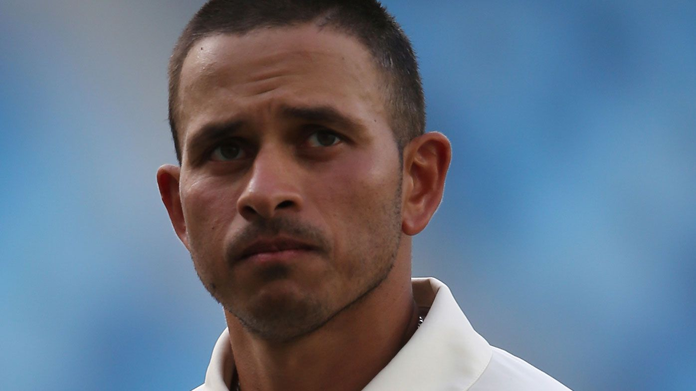 Usman Khawaja ruled out for remainder of Test with meniscal tear in left knee