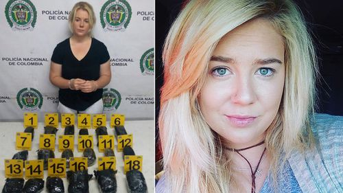 Colombia drug arrest: Mystery over buyer of Cassandra Sainsbury's plane ticket