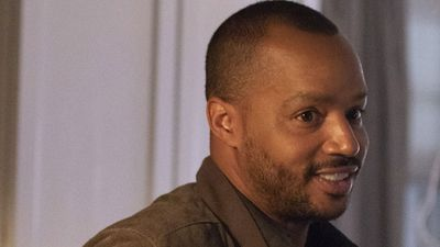 Donald Faison plays Alex