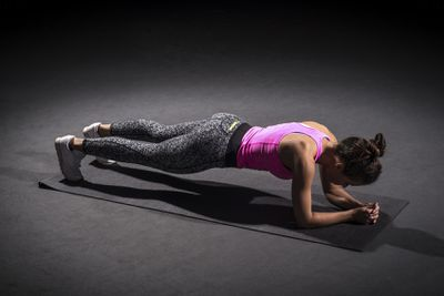 <strong>Plank</strong>