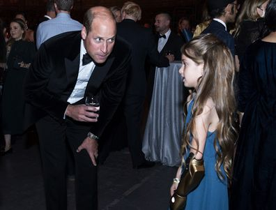 Prince William The Sun's Who Cares Wins Awards