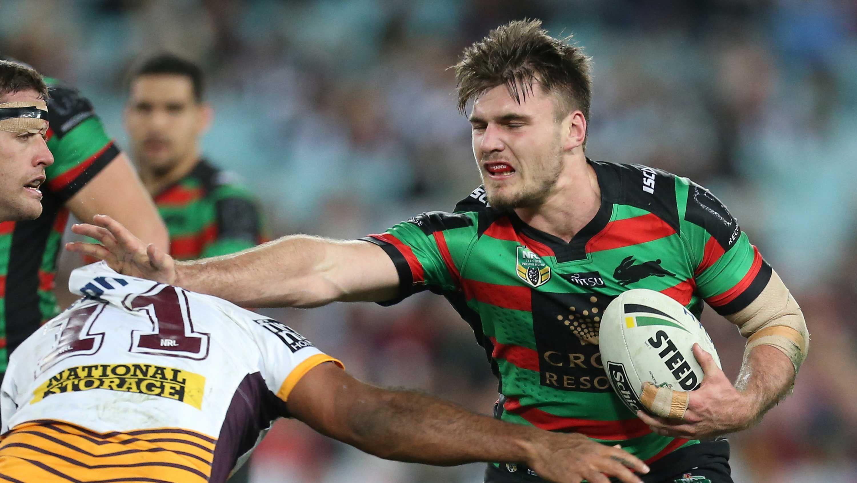 NRL news: South Sydney Rabbitohs star Angus Crichton has finger amputated