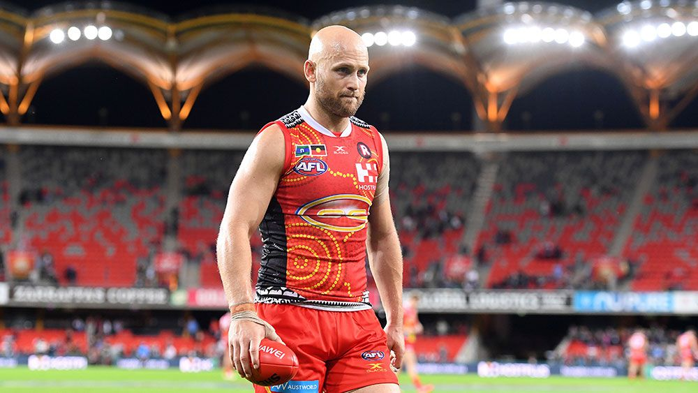 AFL news: Gary Ablett jr formally requests trade from Gold Coast Suns to Geelong
