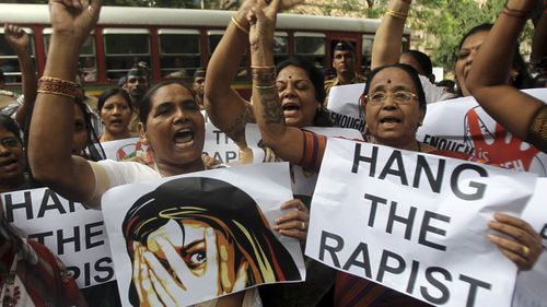 Indian girl, 4, allegedly gang-raped in hospital
