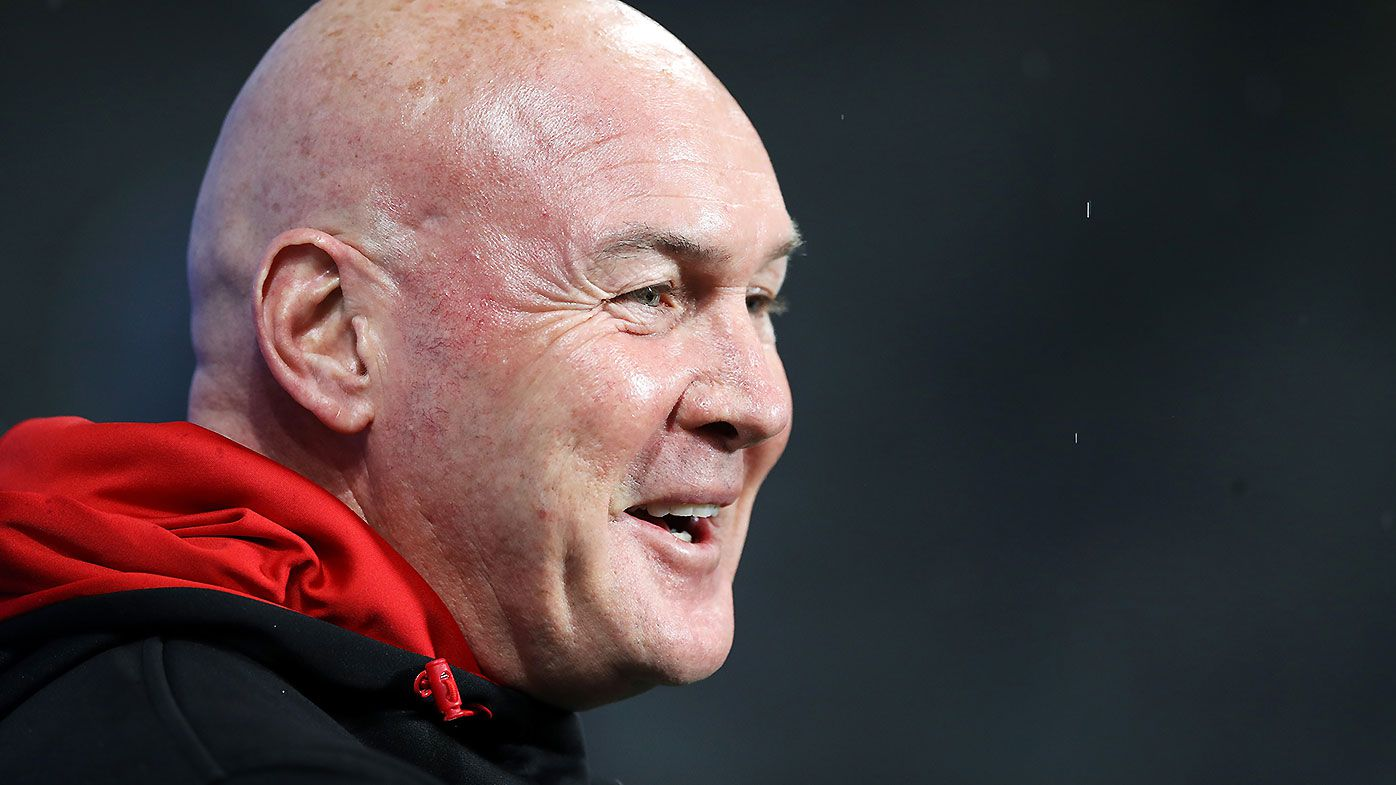 Paul McGregor to replace Craig Fitzgibbon on Brad Fittler's NSW Blues coaching staff
