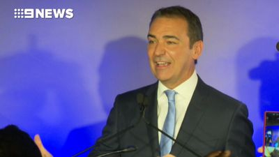 Steven Marshall sworn in as new SA premier