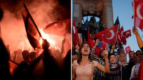 Turkey to shut down dozens of media outlets