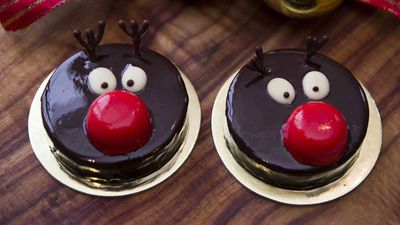 Best ever kids' Christmas dessert recipes