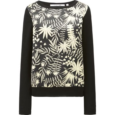 "<p>I see a pattern forming&nbsp;</p> <p>Merino blend combination sweater, $59.90&nbsp;<a href=""http://www.uniqlo.com/au/store/women-carine-merino-blend-combination-sweater-1886880011.html"" target=""_blank"">Uniqlo</a></p>"