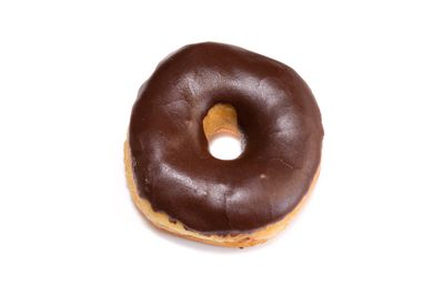 Chocolate doughnut: 4 teaspoons of sugar