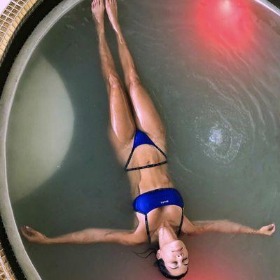 Kourtney Kardashian shares post-breakup bikini 'detox'<br> <br>