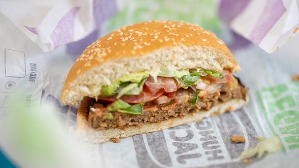 V2food and Hungry Jacks release new Rebel Whopper vegan burger