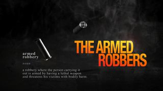 The Armed Robbers