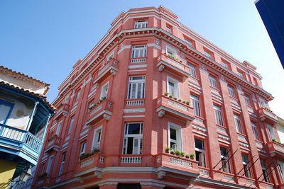 <strong>Hotel Ambos Mundos</strong>