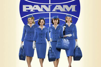 <b>What's it about? </b><i>Mad Men</i> on a plane! The series documents the exploits of Pan Am airlines employees in the 1960s. Expect tonnes of mile-high drama, with a dash of espionage thrown in for good measure (it is the Cold War, after all). <br/><br/><b>Hit or bomb? </b>Reactions have been mixed, especially to the espionage stuff &mdash; the jury's still out on whether Christina Ricci has enough star power to keep this series in flight.