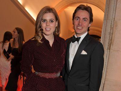 Princess Beatrice and boyfriend