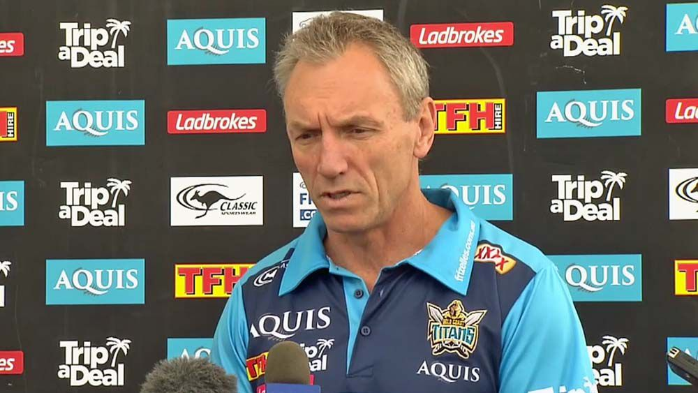 Gold Coast Titans coach Neil Henry steams over NRL refereeing blunders