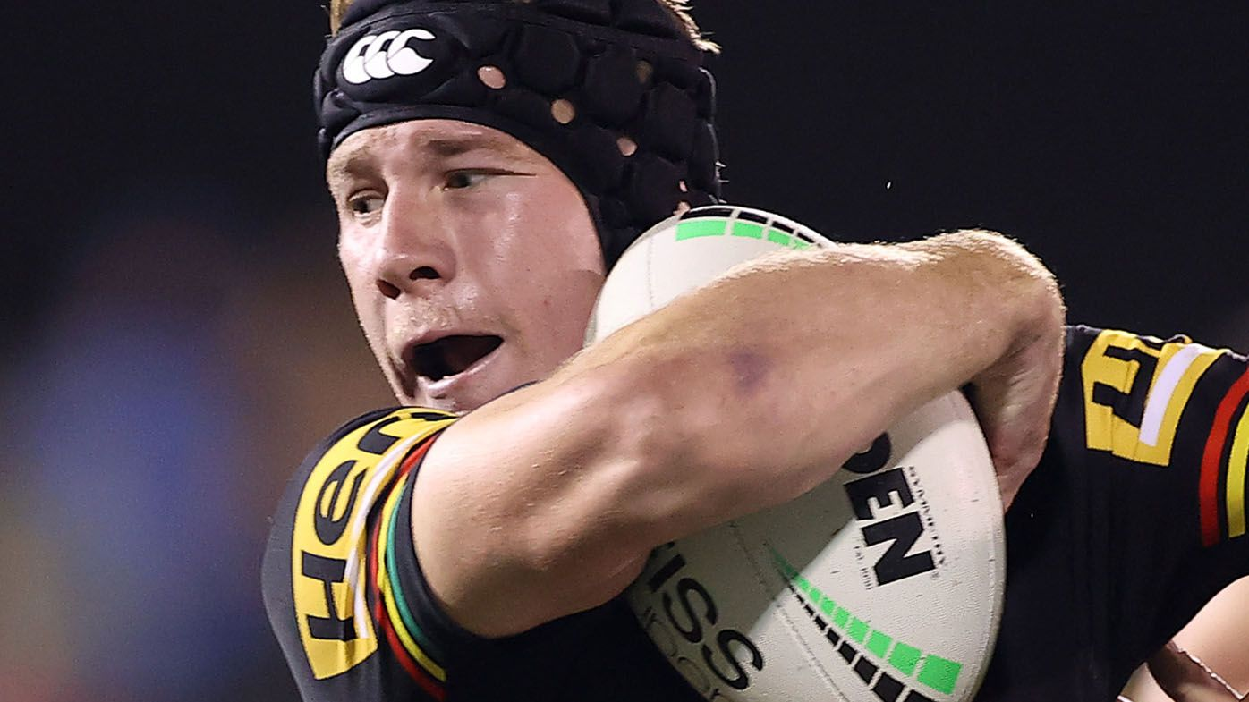 Matt Burton commits to Bulldogs amid Panthers sniping, Origin future predicted