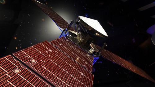 A model of Juno. (AFP)