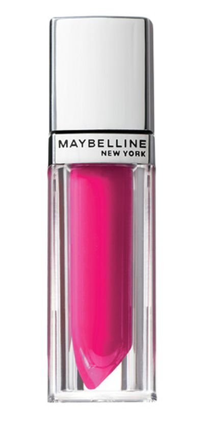 "<a href=""http://www.maybelline.com.au/Products/lip-makeup/lip-colour.aspx?gclid=CNWg-Inp5c4CFYKYvAodMzMMqQ"" target=""_blank"">Maybelline NY Color Sensational Color Elixir, $15.95.</a>"