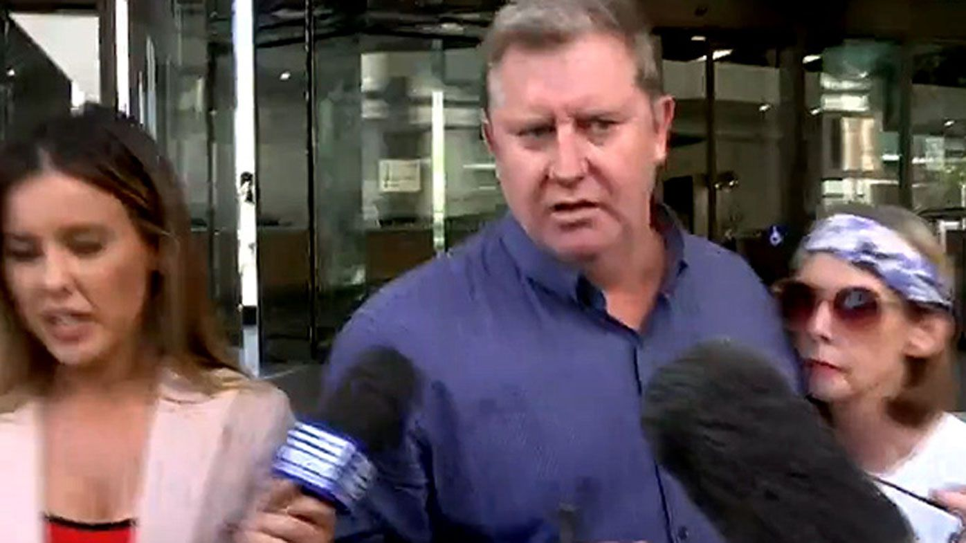 Accused Western Australian official in critical condition - 9News