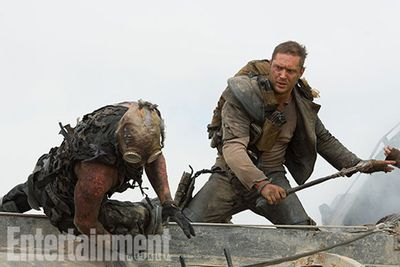 """""""Within this world of fire and blood exist two rebels on the run who just might be able to restore order… There's Max (played by <b>Tom Hardy</b> from <i>The Dark Knight Rises</i>), a man of action and a man of few words, who seeks peace of mind following the loss of his wife and child in the aftermath of the chaos…"""""""
