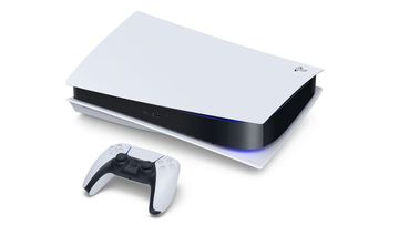 The new Playstation 5.