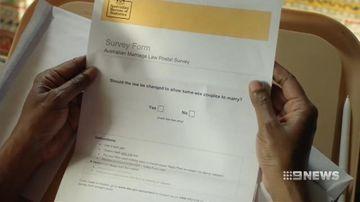 Security concerns plague same-sex marriage postal vote