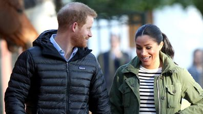 Meghan and Harry are settling into Frogmore Cottage.