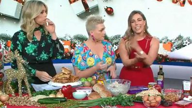 Jane de Graaff and Lyndi Cohen encourage healthy (and delicious) festive food swaps
