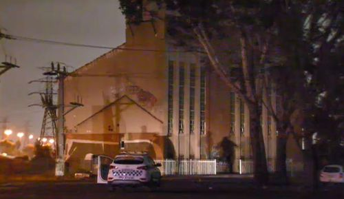 Rave party turns ugly after brawls breaks out at Melbourne factory