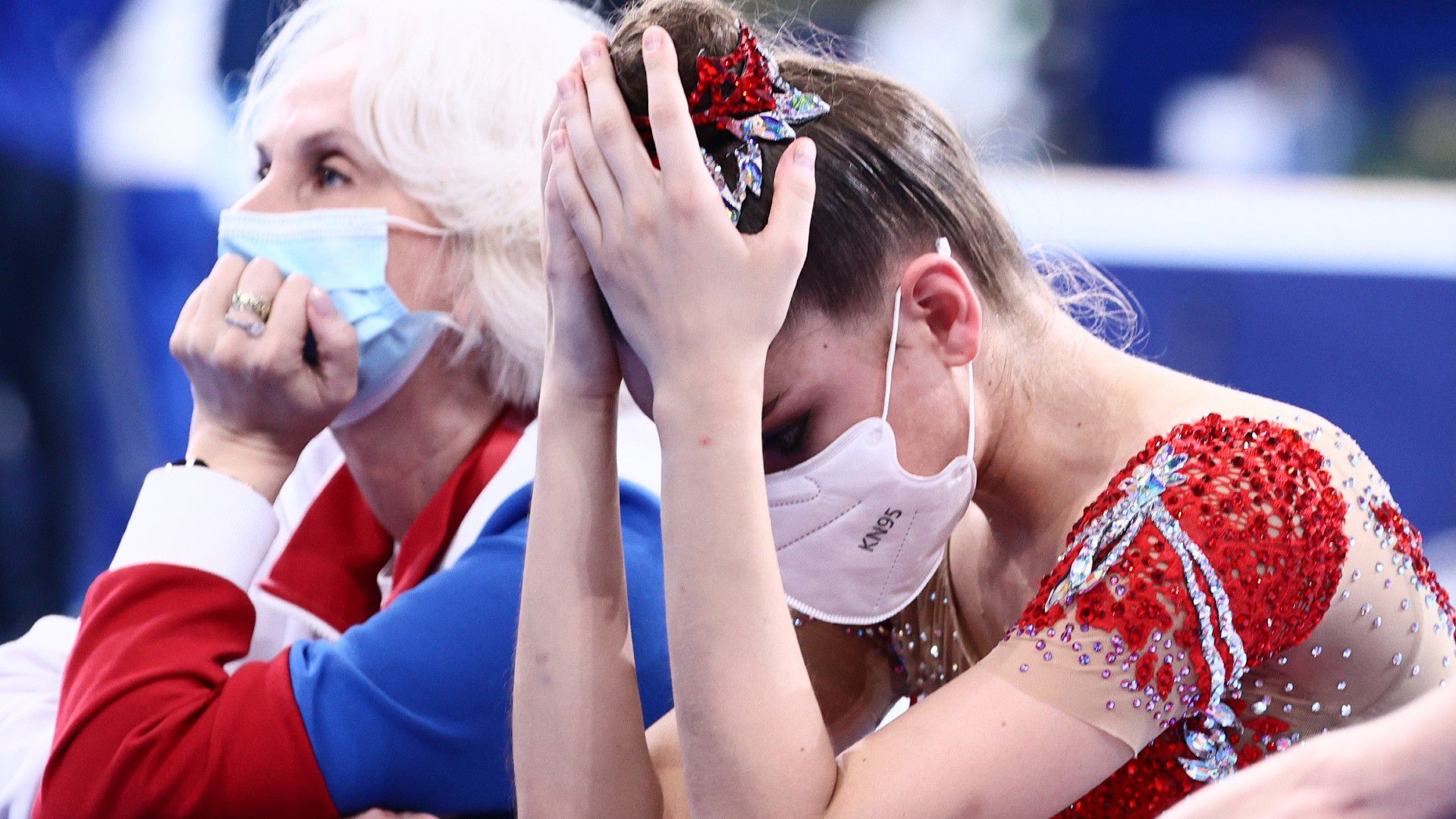 Russians blow up after 'biased' judging in women's rhythmic gymnastics final