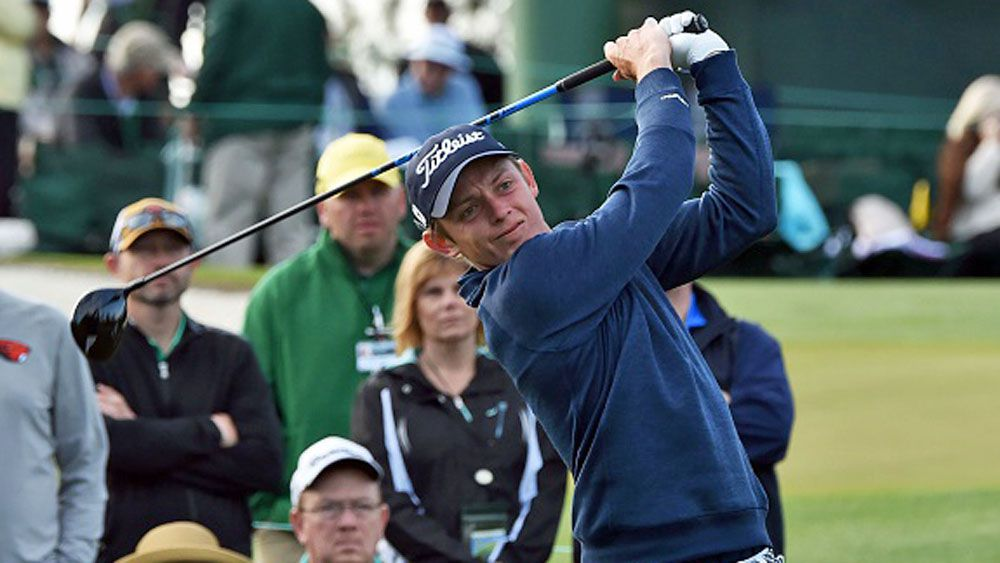 Rookie Aussie Smith makes Masters cut