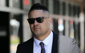 'No means no': Jarryd Hayne's alleged victim lashes out during sexual assault trial