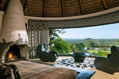 <strong>Hire out an entire luxury safari ranch in Kenya</strong>