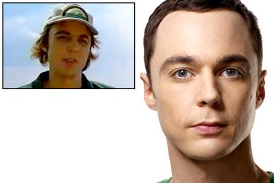 <B>You know him as...</B> Sheldon, the nerdiest of all the nerds on <I>The Big Bang Theory</I>. (Which makes him <I>extremely</I> nerdy.)<br/><br/><B>Before he was famous...</B> Jim's first credited role was in <I>Ed</I> (which starred <I>Modern Family's Julie Bowen, FYI) in 2002, playing a Sheldon-esque role: a know-it-all, socially awkward mountain ranger.