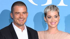 Katy Perry shares flirty video asking Orlando Bloom to show her his butt