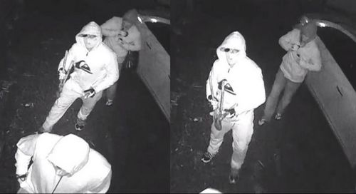 Two cars stolen from Vic home