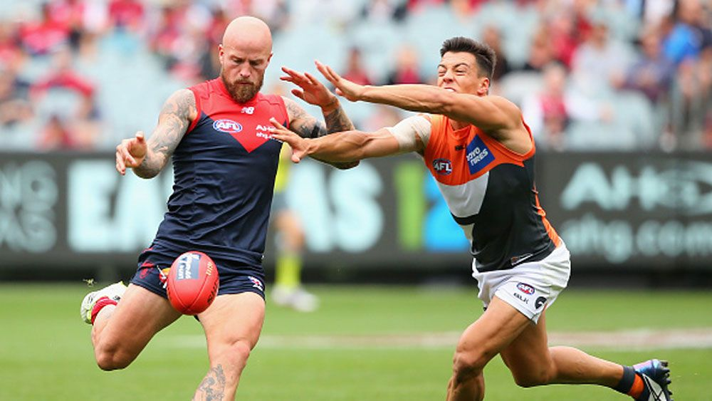 Demons conjure comeback AFL win over GWS