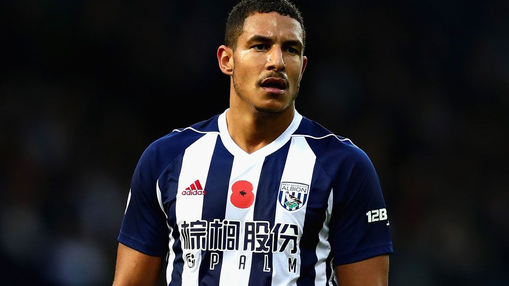 West Bromwich Albion midfielder Jake Livermore confronted fan over infant son death remarks