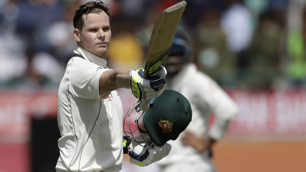 Australian Test captain Steve Smith within sight of being second behind Don Bradman
