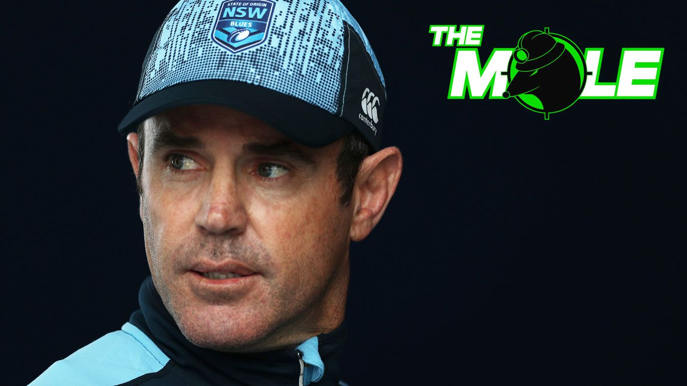 The Mole: Brad Fittler eyes off 'huge' roughie for NSW State of Origin debut